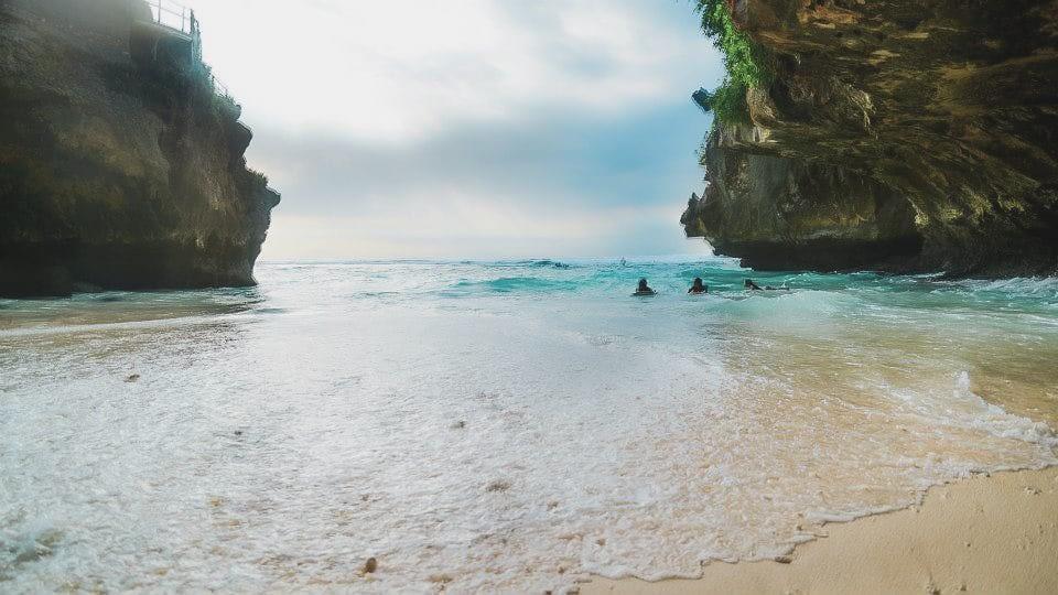 Bali Beach Uluwatu Travel Photography