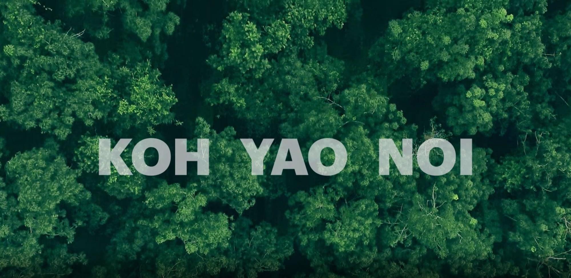 Travel Video Thailand Koh Yao Noi